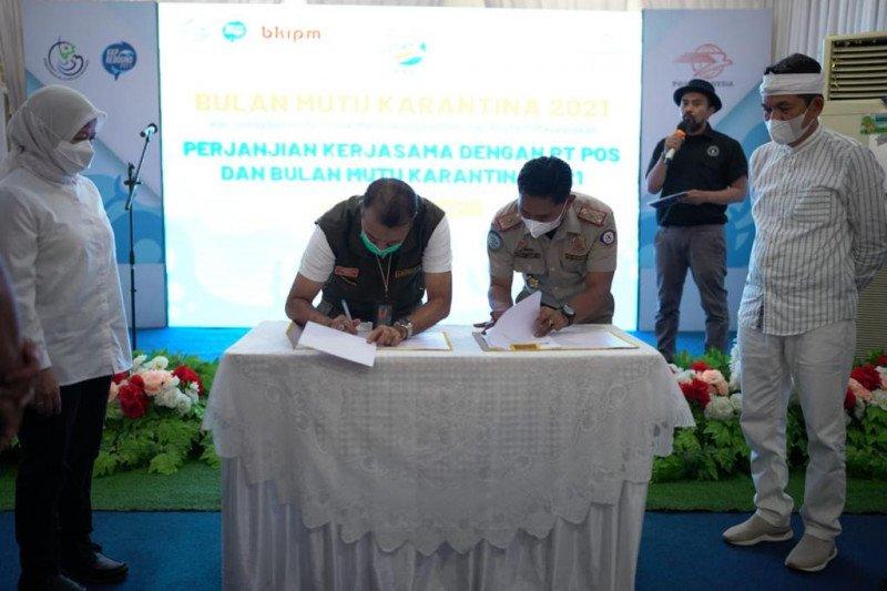 KKP gandeng PT Pos perkenalkan layanan Pos Lelaki