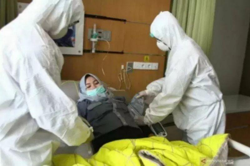 Kasus COVID-19 bertambah 4.295 orang dan 5.754 pasien sembuh