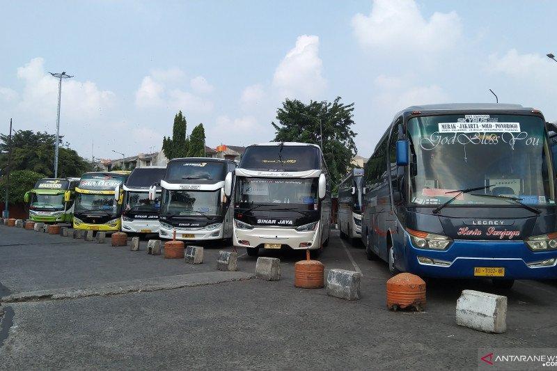 Terminal Kalideres tolak dua penumpang tak penuhi syarat