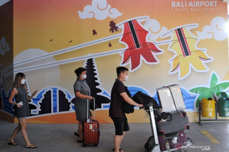 Bandara Ngurah Rai siagakan posko terpadu selama larangan mudik