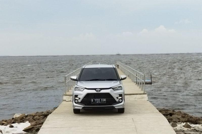 Toyota Raize dipesan 1.269 unit dalam sepekan