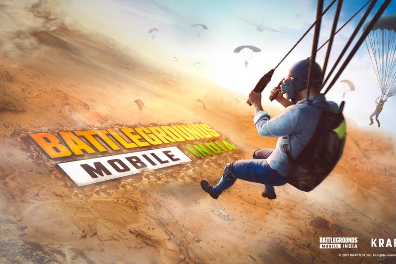 PUBG Mobile rilis ulang di India menjadi Battlegrounds Mobile India