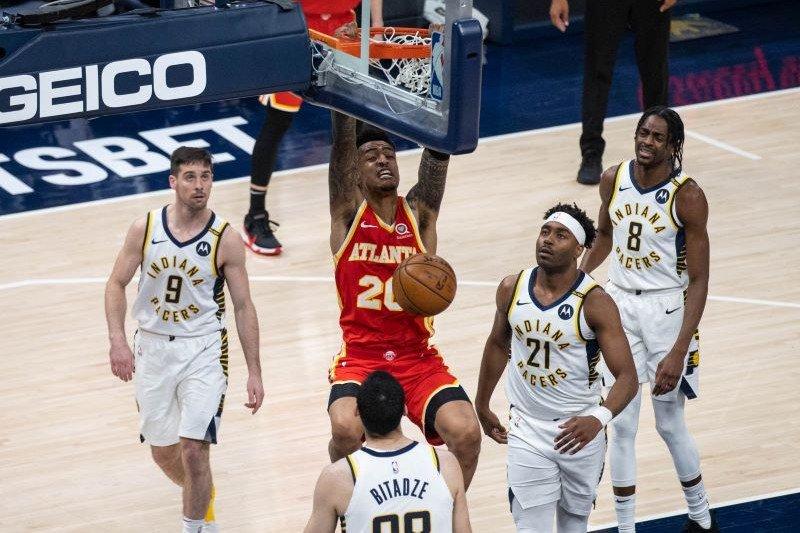 Pacers akhiri kekalahan beruntun dengan menundukkan Hawks