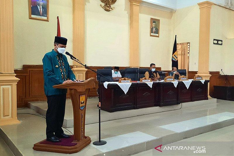 DPRD dan Pemkot Pariaman tunda penetapan Perda RTRW