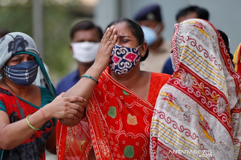 Dokter India peringatkan warga kotoran sapi bukan obat COVID