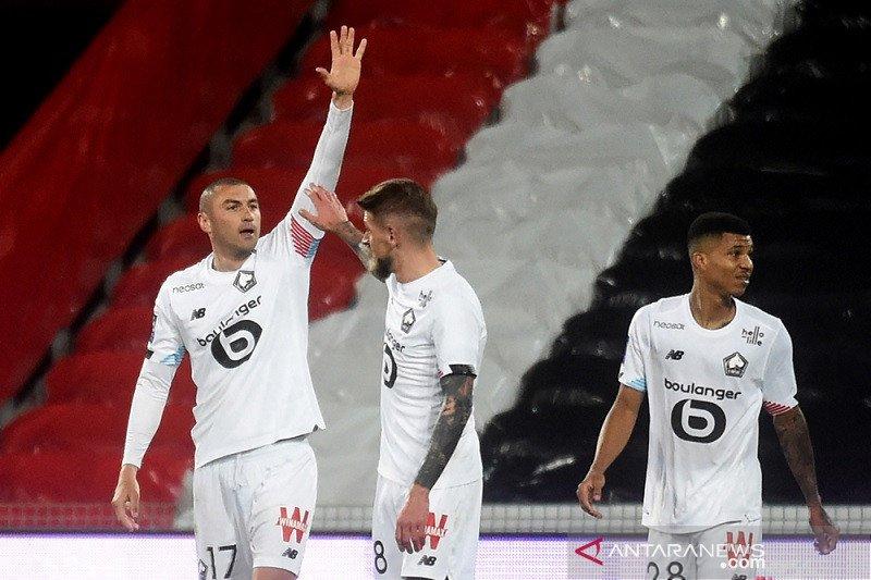 Lille kukuhkan posisi puncak selepas gasak Lens