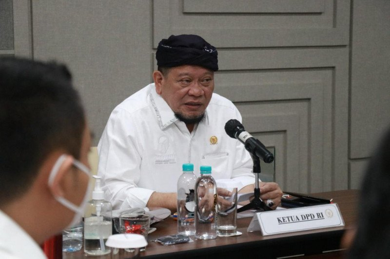 Ketua DPD yakin RI mampu gaet pasar produk halal dunia