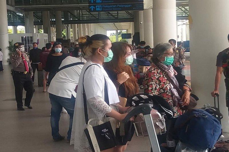 Peniadaan mudik hari ke-3, Bandara Kualanamu layani 122 penumpang