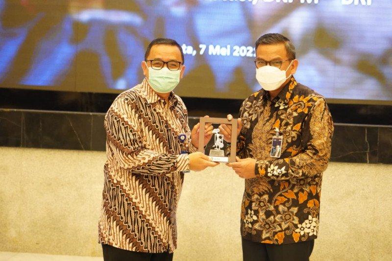 Kementerian Investasi gandeng BRI permudah layanan perizinan bagi UMKM