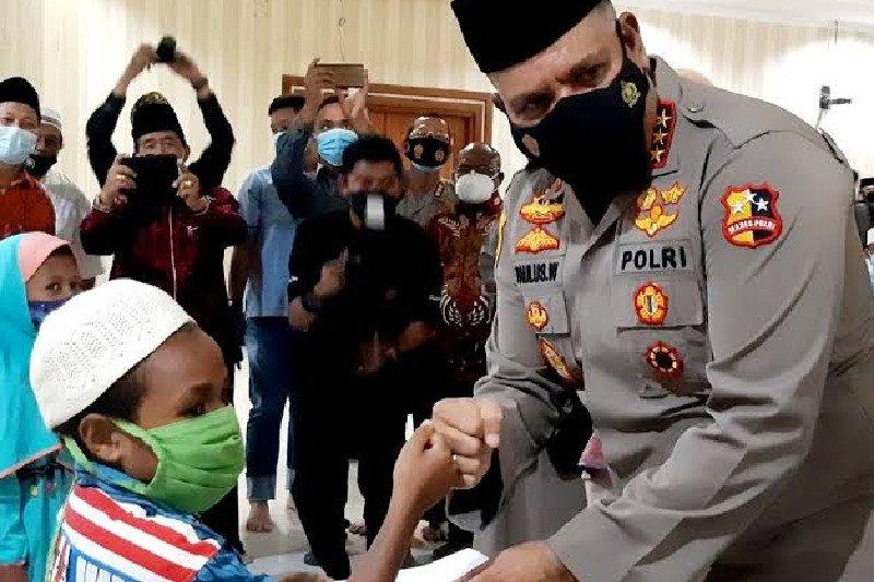 Tokoh Papua ingatkan penegakan hukum atas KKB harus diterapkan