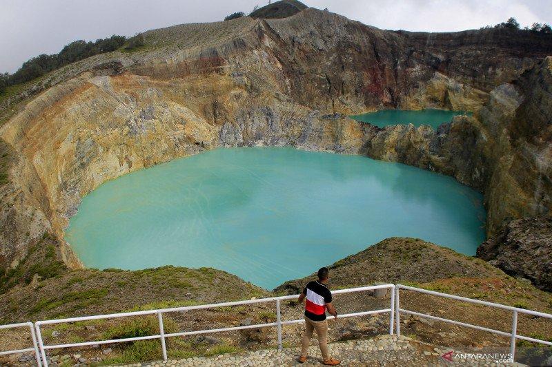 Wisata Danau Kelimutu ditutup pada libur Lebaran, dimulai 10 Mei