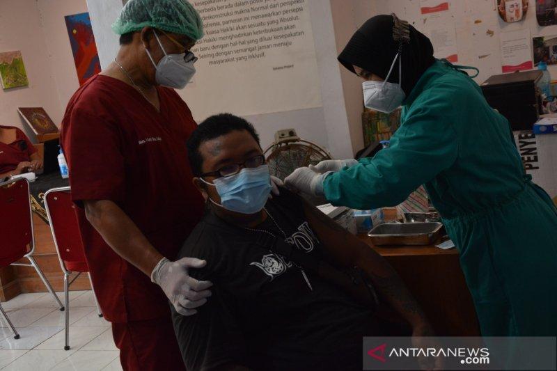 Pemkot Denpasar lakukan vaksinasi kepada penyandang disabilitas