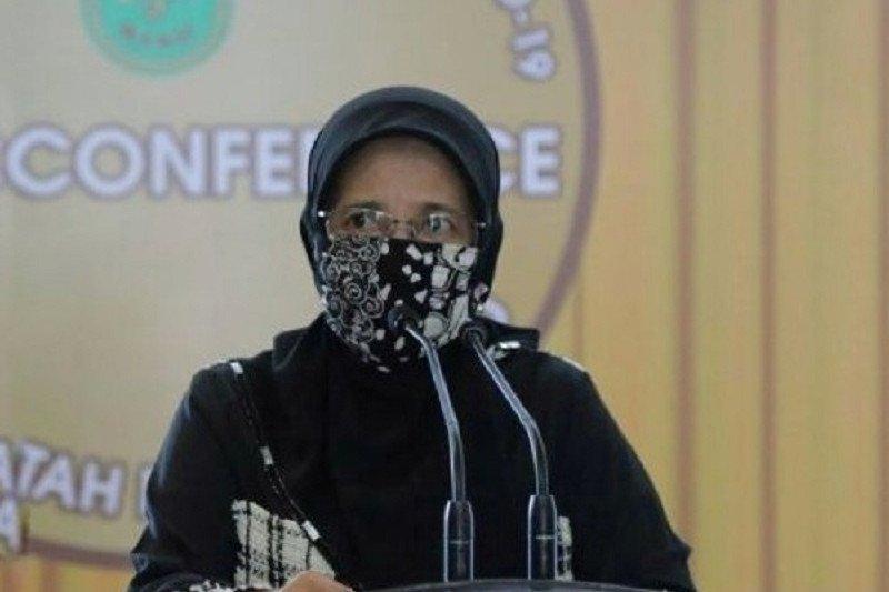 Ketersediaan ruang isolasi COVID-19 di Riau menipis