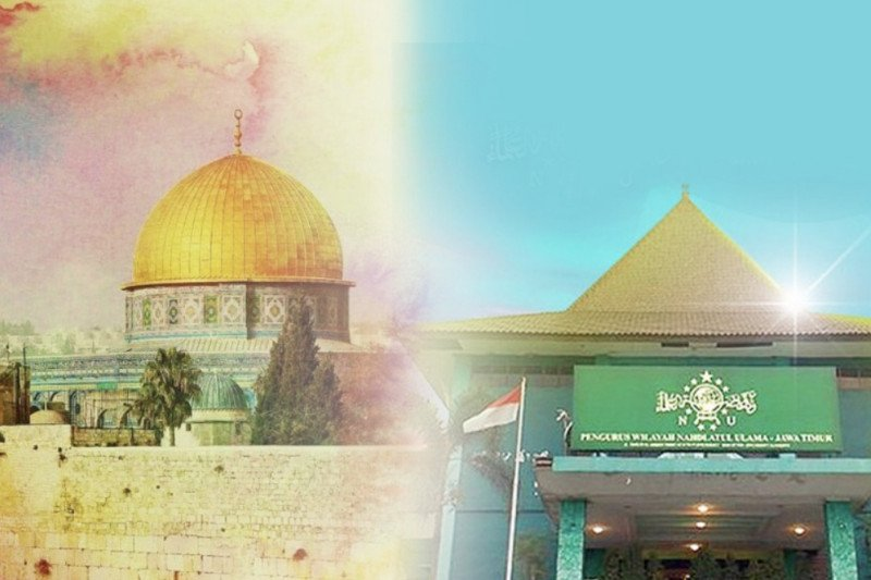 NU Jatim serukan sanksi internasional terhadap Israel