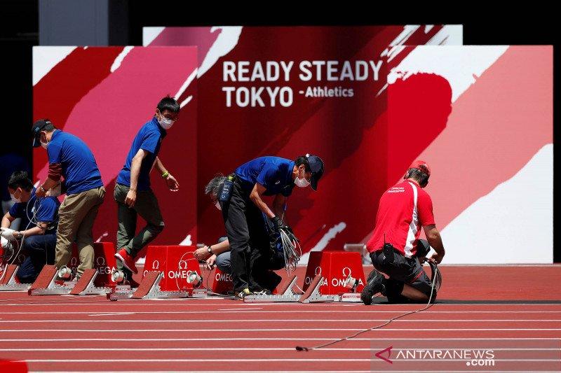 PASI optimistis Olimpiade Tokyo tetap digelar meski muncul penolakan
