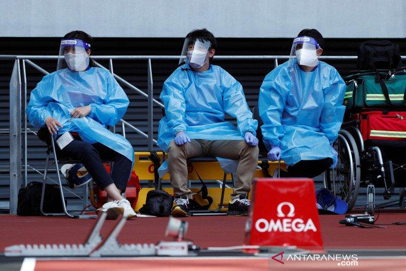 Australia mulai vaksinasi atlet Olimpiade