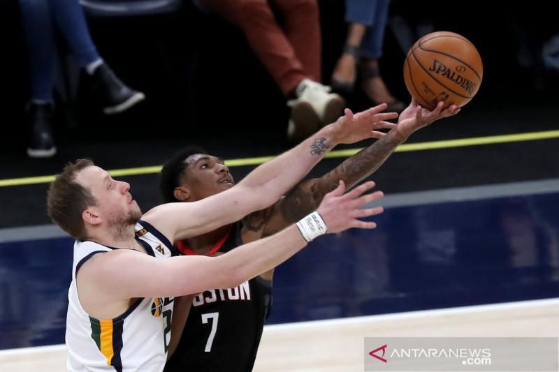 NBA : Utah Jazz vs Houston Rockets