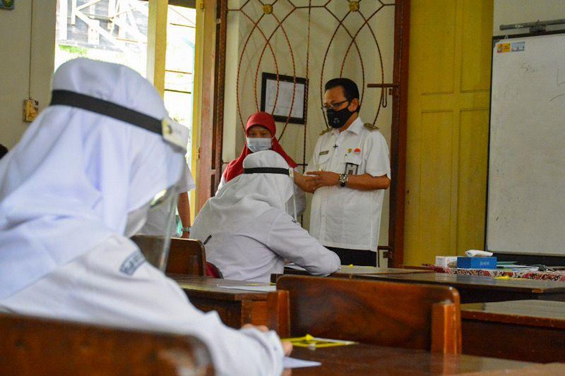 80-90 persen siswa ikuti uji coba sekolah tatap muka di Yogyakarta