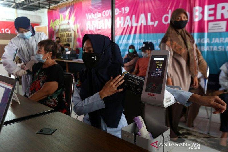 Vaksinasi COVID-19 bagi lansia Aceh capai 3.730 orang