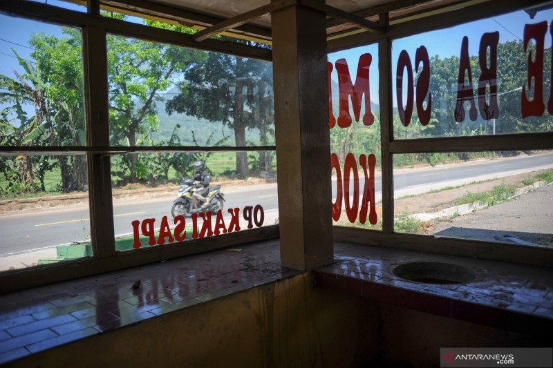 Dampak larangan mudik bagi pengusaha makanan