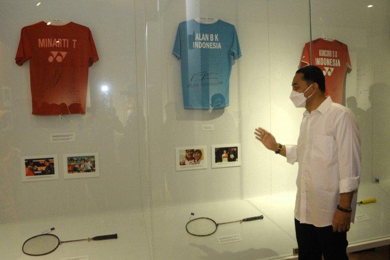 Olimpian ikut sumbang barang bersejarah di Museum Olahraga Surabaya