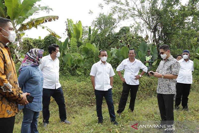 Bahlil dorong pusat pengembangan ekonomi baru di Banten