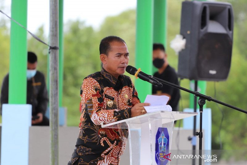 Pemerintah Kabupaten Bangka pastikan larang warga takbir keliling