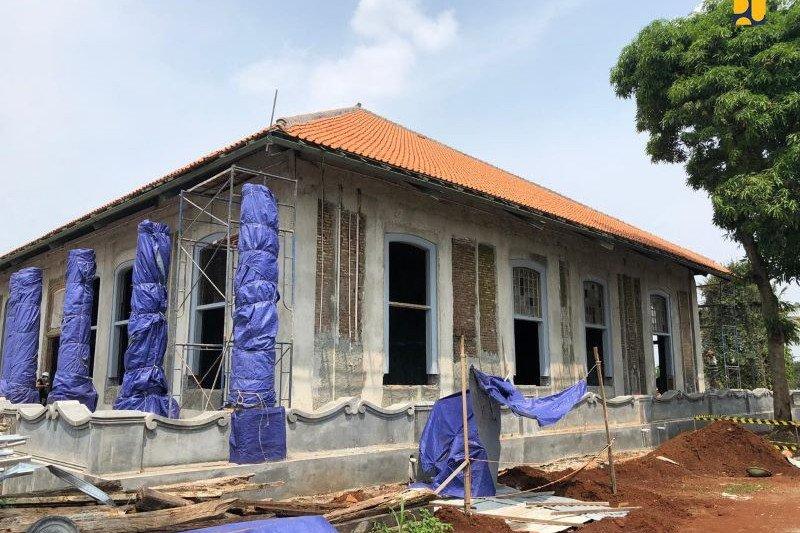 Kementerian PUPR rehabilitasi Rumah Cimanggis bersejarah kampus UIII