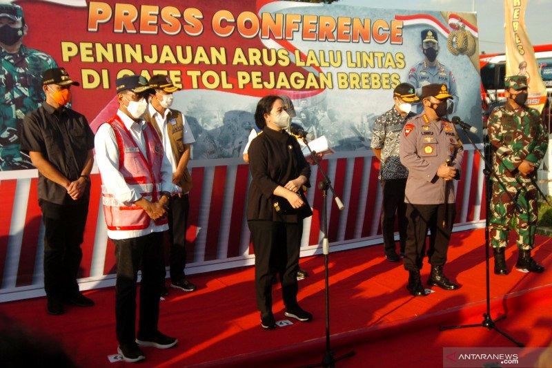 Puan Maharani ajak masyarakat menahan diri mudik Lebaran 2021
