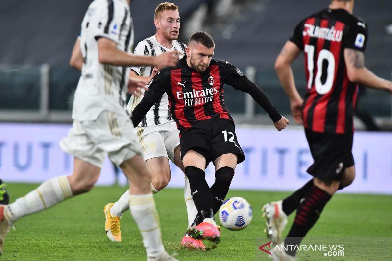 AC Milan hajar Juventus 3-0