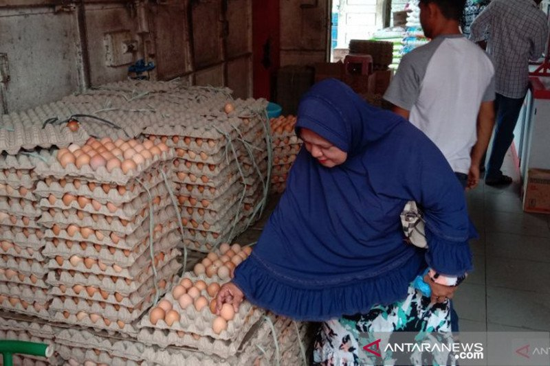 Dinas Pangan Aceh pastikan stok pangan aman jelang Idul Fitri