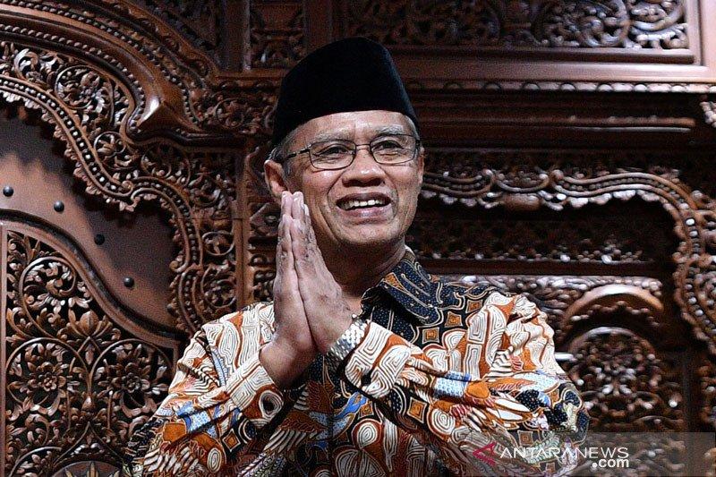 Ketum Muhammadiyah dorong para elit memulai gerakan keteladanan