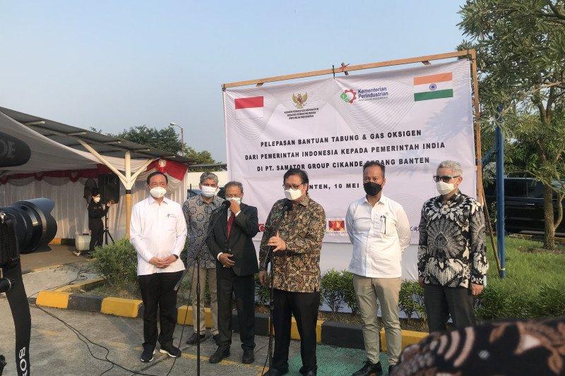 COVID-19: Indonesia mengirimkan bantuan untuk meringankan keadaan darurat oksigen India