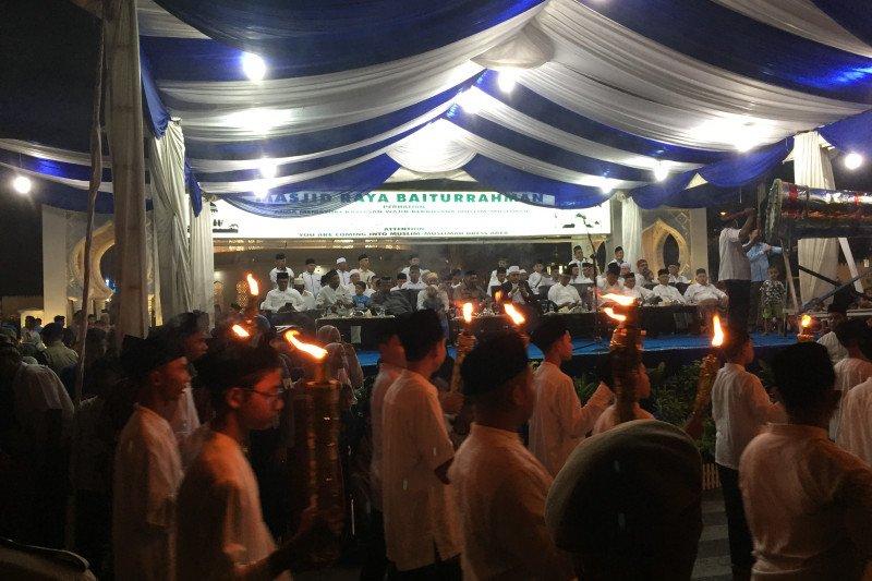 Pemerintah Aceh ganti pawai takbir dengan takbir di masjid