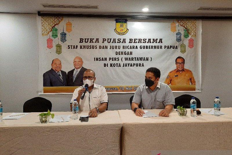 Jubir Rifai sampaikan kondisi terkini Gubernur Papua Lukas Enembe