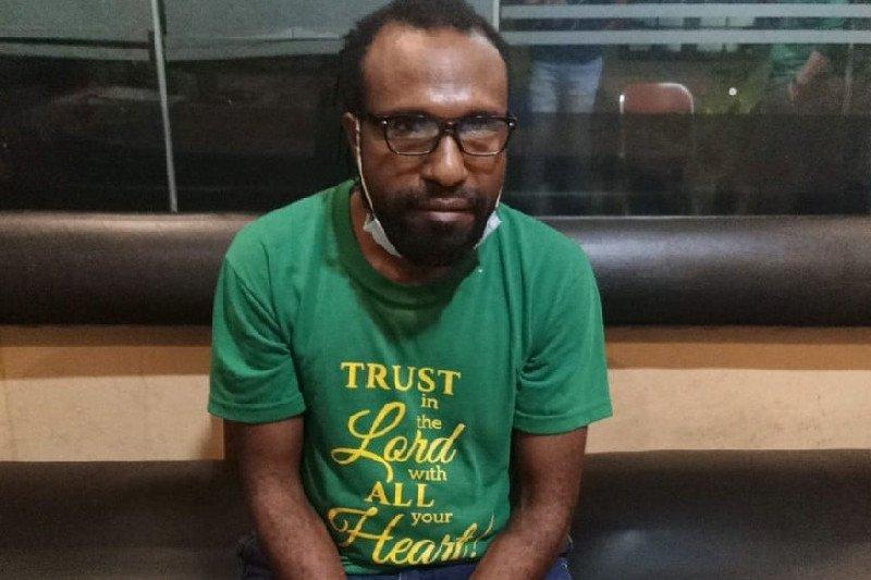 Kapolda Papua: Jubir KNPB Victor Yeimo sempat lari ke PNG