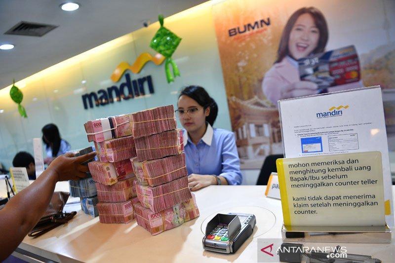 Bank Mandiri operasikan 223 kantor cabang saat libur lebaran