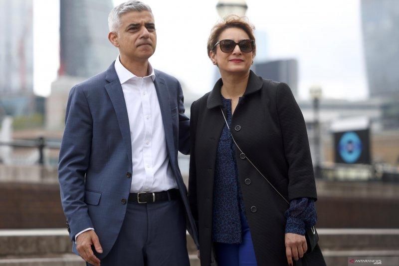 Sadiq Khan terpilih kembali menjadi Walikota London