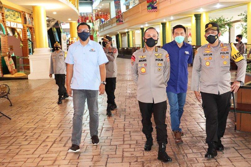 Polri pastikan destinasi wisata di Kota Batu terapkan prokes