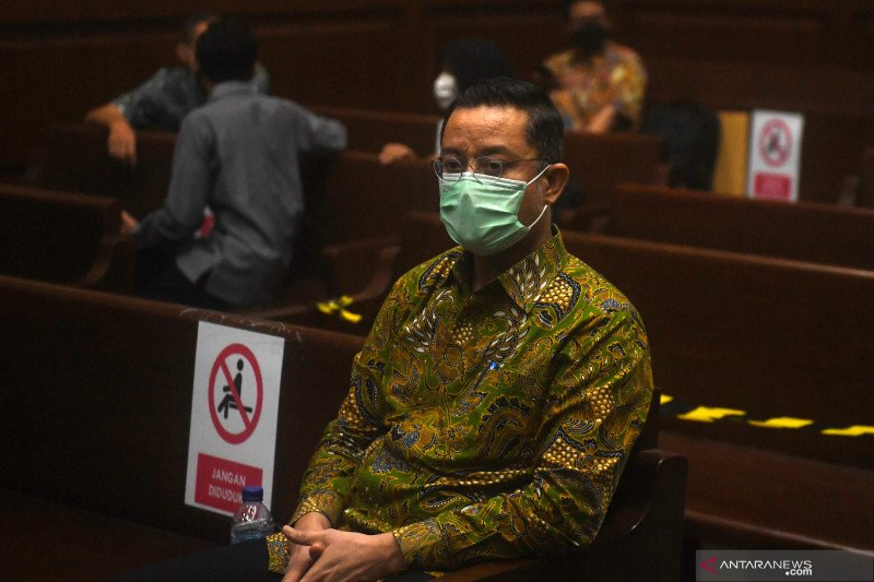 Jaksa ungkap percakapan Ketua Sekretariat Komisi VIII DPR bahas bansos