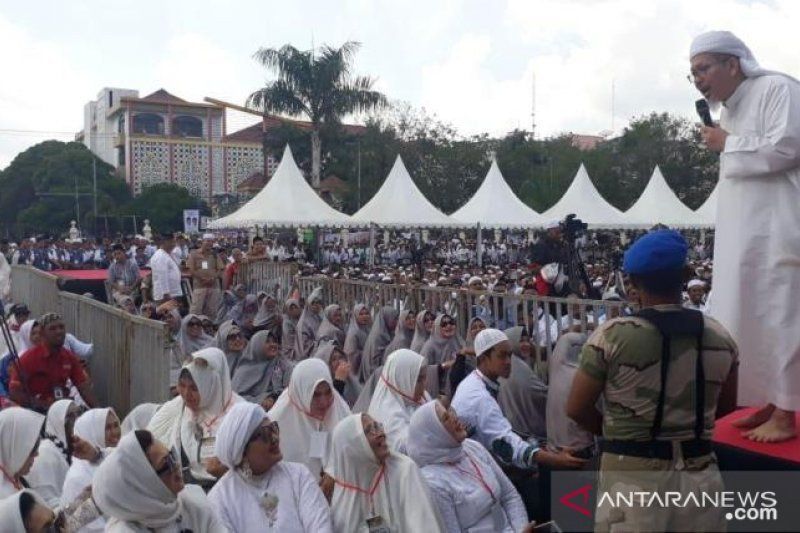 Wapres ajak teladani kebaikan Ustaz Tengku Zulkarnain