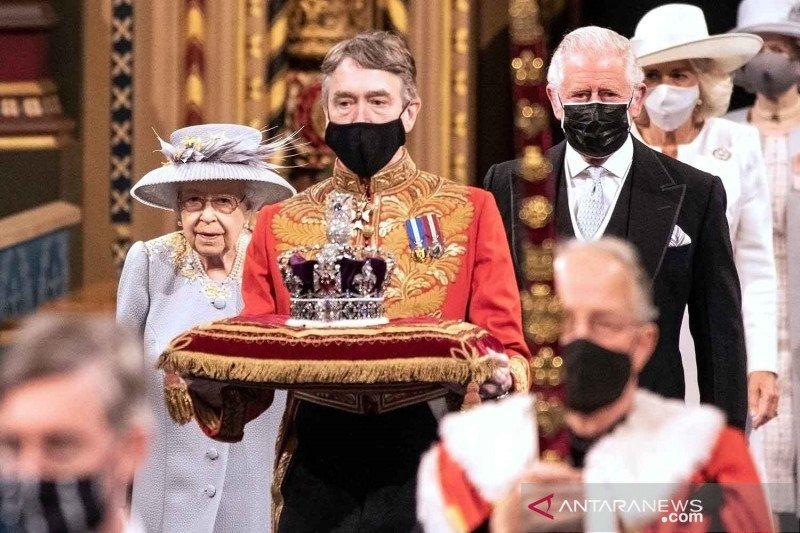 Pidato Ratu Elizabeth saat Pembukaan Parlemen Negara
