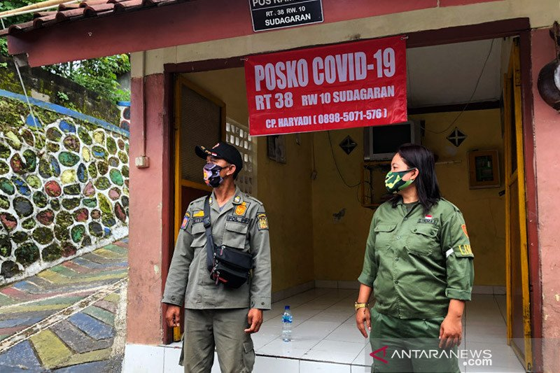 Warga Yogyakarta terima tamu Lebaran wajib lapor Posko PPKM Mikro