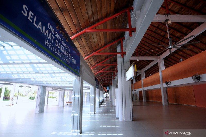 Bandara Ngurah Rai layani 5.000 penumpang sejak larangan mudik