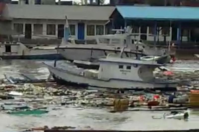 Pesan dari Dewa, selamatkan warga hadapi Siklon Seroja