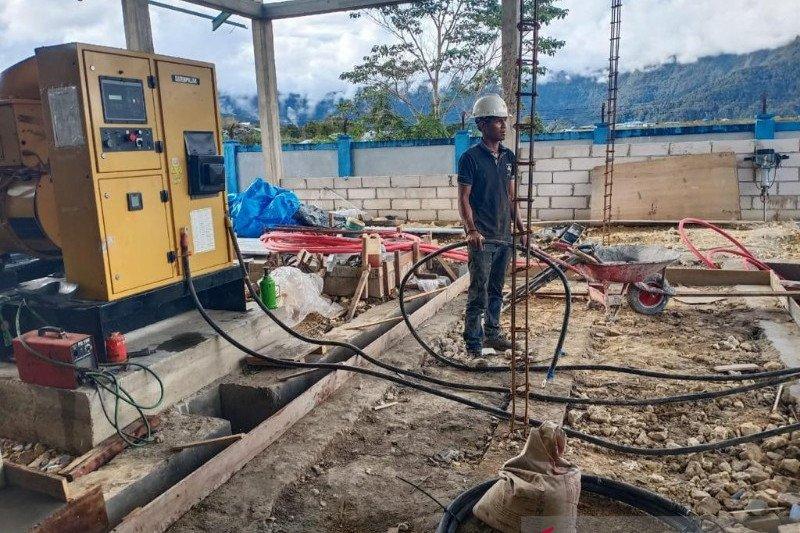 PLN sebut infrastruktur kelistrikan wilayah Meepago capai 67 persen