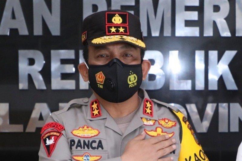 Kapolda Sumut: Layanan polisi cukup menghubungi 110