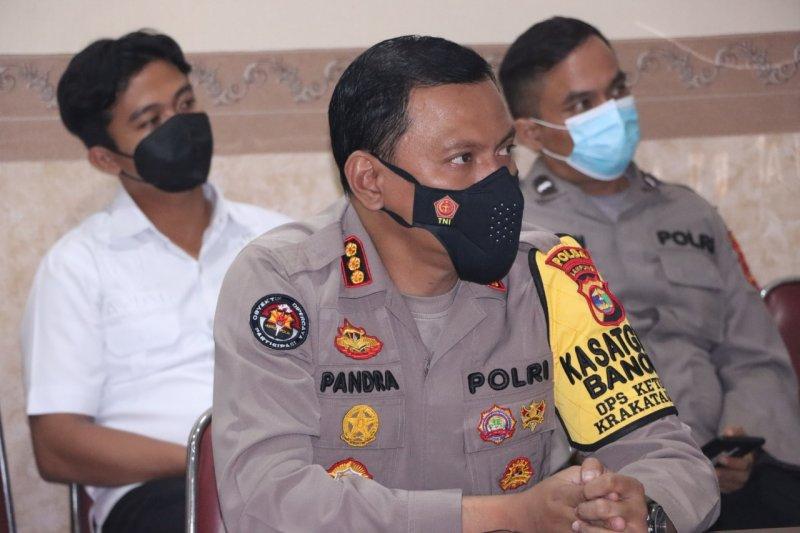 Polda Lampung putar balik lima kendaraan di pos penyekatan