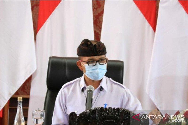 Pemprov Bali serahkan sumbangan Rp517 juta untuk korban bencana di NTT