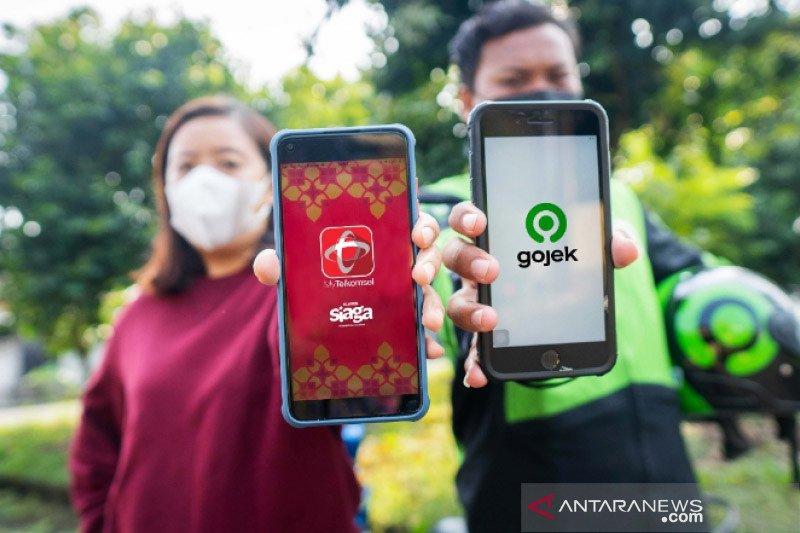 Analis: Investasi Telkomsel di Gojek berpotensi tumbuh eksponensial